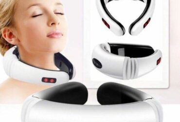Massage Neck Relaxation Pain Relief Health Care Tool