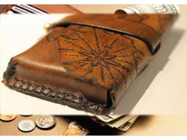 GUARRANTED MAGIC MONEY WALLET  THAT GIVES YOU MONEY