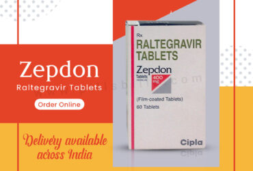 Zepdon 400 mg Buy Online in India