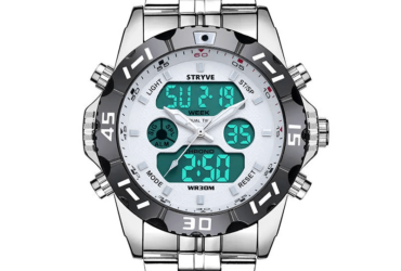 STRYVE S8011 Chronograph Digital Watch