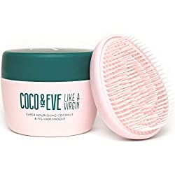 Coco & Eve Coconut Hair Mask for Dry Damaged Hair| Deep Conditioning Hair Treatment