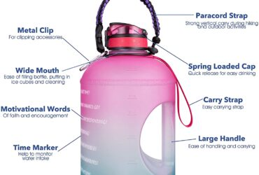 Water bottle for your daily needs
