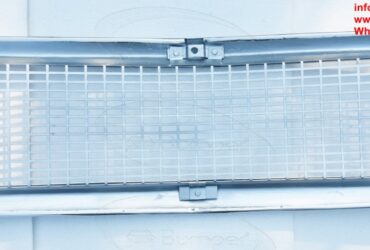 Front grill for Volvo PV 444 / PV 544 stainless steel