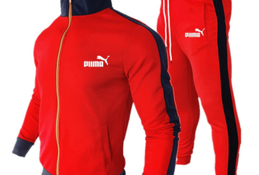 Mens Tracksuits 2021 Men Sets Polyester Breathable Thin Tracksuit