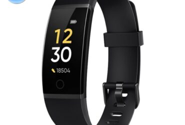 Waterproof Smart Wristband Bracelet, Support Real-time Heart Rate