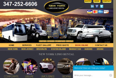 Affordable Party Bus Rentals New York