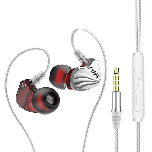 In-Ear Earphone Bass Mobile Phone GameSports Wired Headset