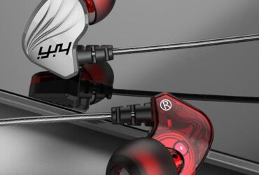 In-Ear Earphone Bass Mobile Phone Game Sports Wired Headset