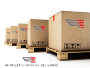 Cheapest Pallet courier @Uk Pallet Commercial Deliveries