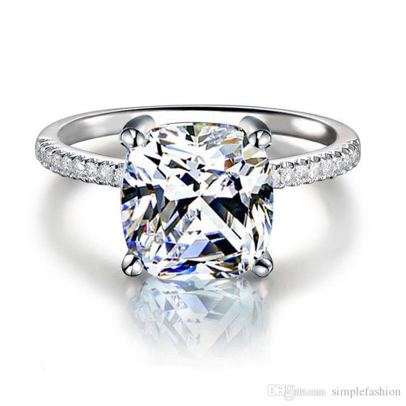 Engagement Wedding Band Rings For Women