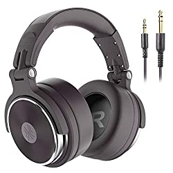 OneOdio Hi-Res Over Ear Headphone Wired Closed