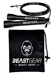 Beast Gear – Speed Skipping Rope for Fitness
