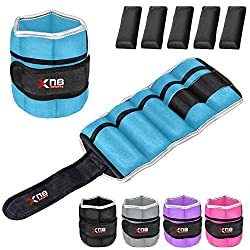 Xn8 Ankle Weights Adjustable Wrist Strap