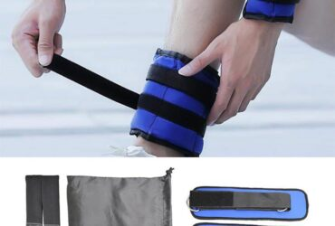 6pcs Ankle Wrist Weights Adjustable Weights