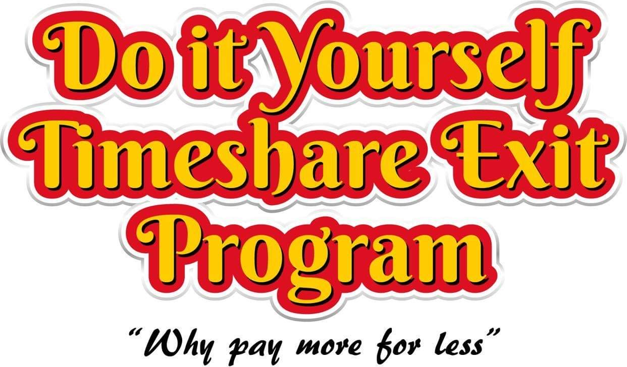 Get out of your Timeshare by yourself, DIY Program Course.