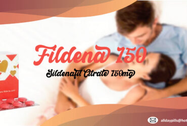 Sildenafil citrate 150 mg red pill l Fildena 150mg