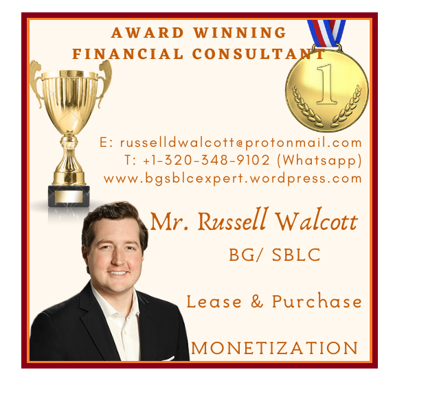 SBLC / BG Available With Monetization