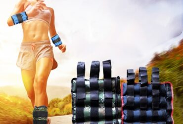 A Pair of Selling Fitness Loading Equipment Ankle Weights