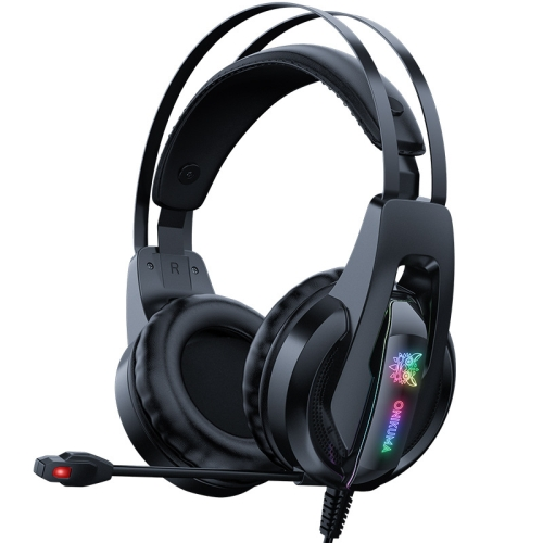 ONIKUMA K16 RGB Wired Computer Gaming Headphone