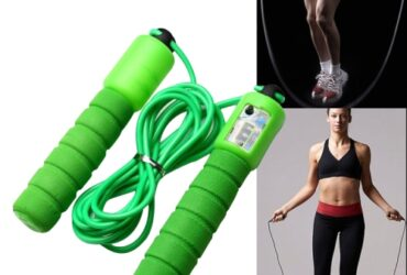 Adjustable Fast Speed Counting Jump Skip Rope