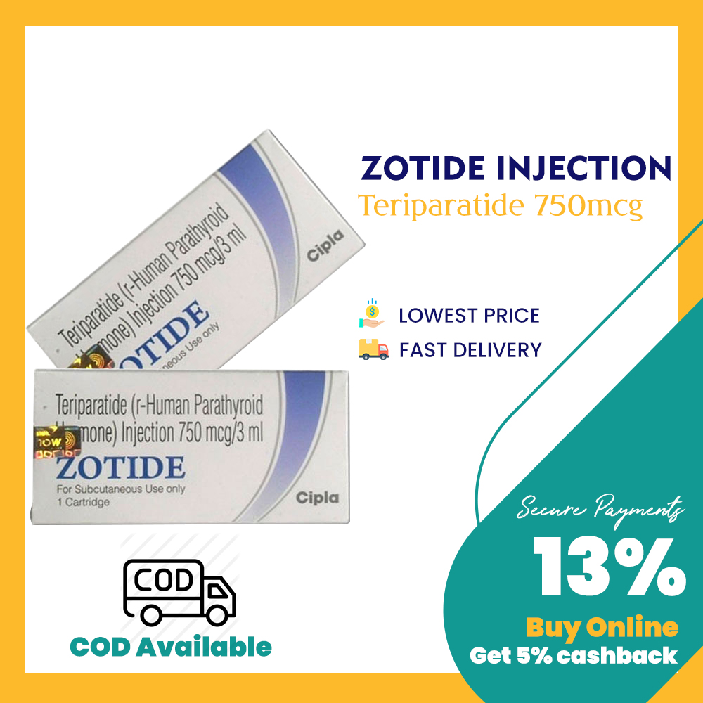 Zotide Injection Buy Online at Lowest Price