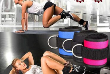 D-ring Ankle Strap Buckle Adjustable Ankle Weights