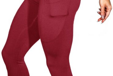 Women Sport Leggings Yoga Pants With Pockets