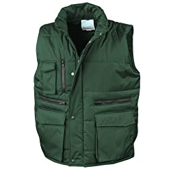 Workguard Padded Gilet Bodywarmer