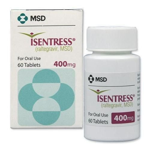 Buy Online Isentress 400mg Tablets