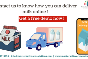 Mobile App For Milk Delivery