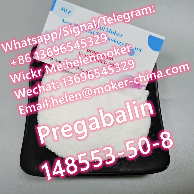 High Quality 99% Purity Pregabalin CAS 148553-50-8 with Low Price