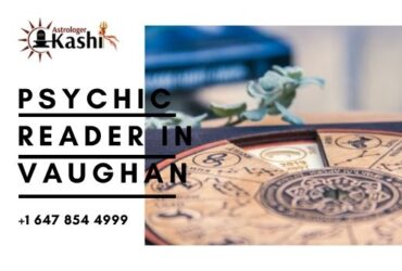 The Psychic reader in Vaughan