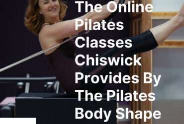 The Online Pilates Classes Chiswick Provides By The Pilates Body Shape