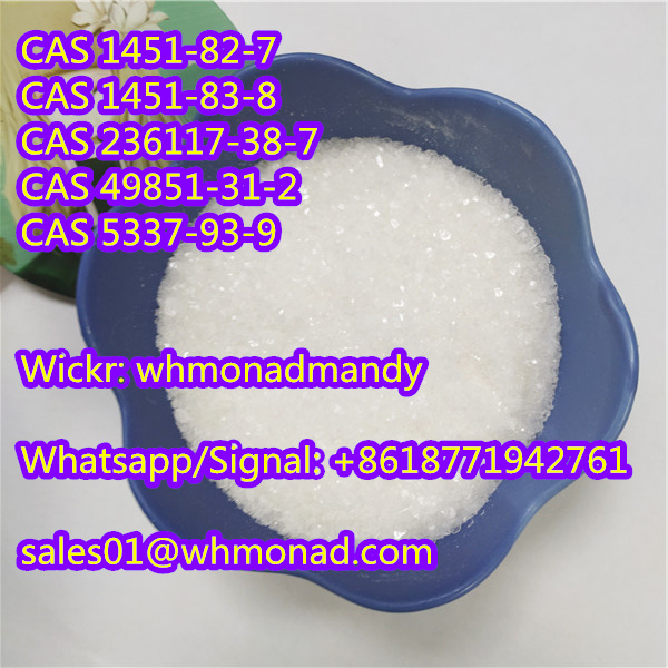 Big Discount 99% 2-Iodo-1-P-Tolyl-Propan-1-One CAS 236117-38-7 with Best Quality