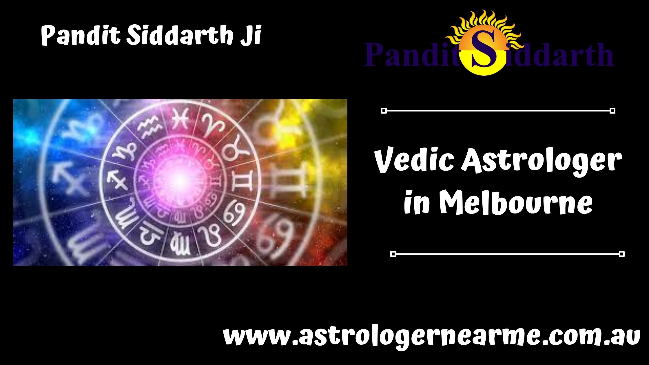 Contact for Top Vedic Astrologer in Melbourne
