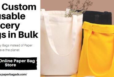 Buy Paper Shopping Bags From Paper Bag Ads