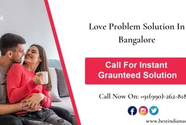Solve Love Problem In Bangalore With The Help Of A Professional Astrologer