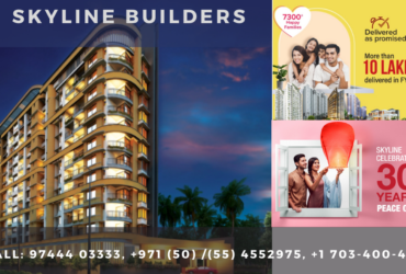 Apartments and Flats in Kochi – Skyline Builders