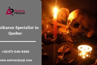 Who Is The Best Vashikaran Specialist In Montreal?