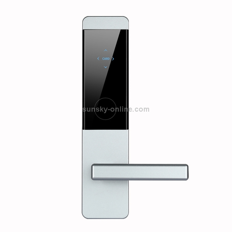 Magnetic Card Induction Lock